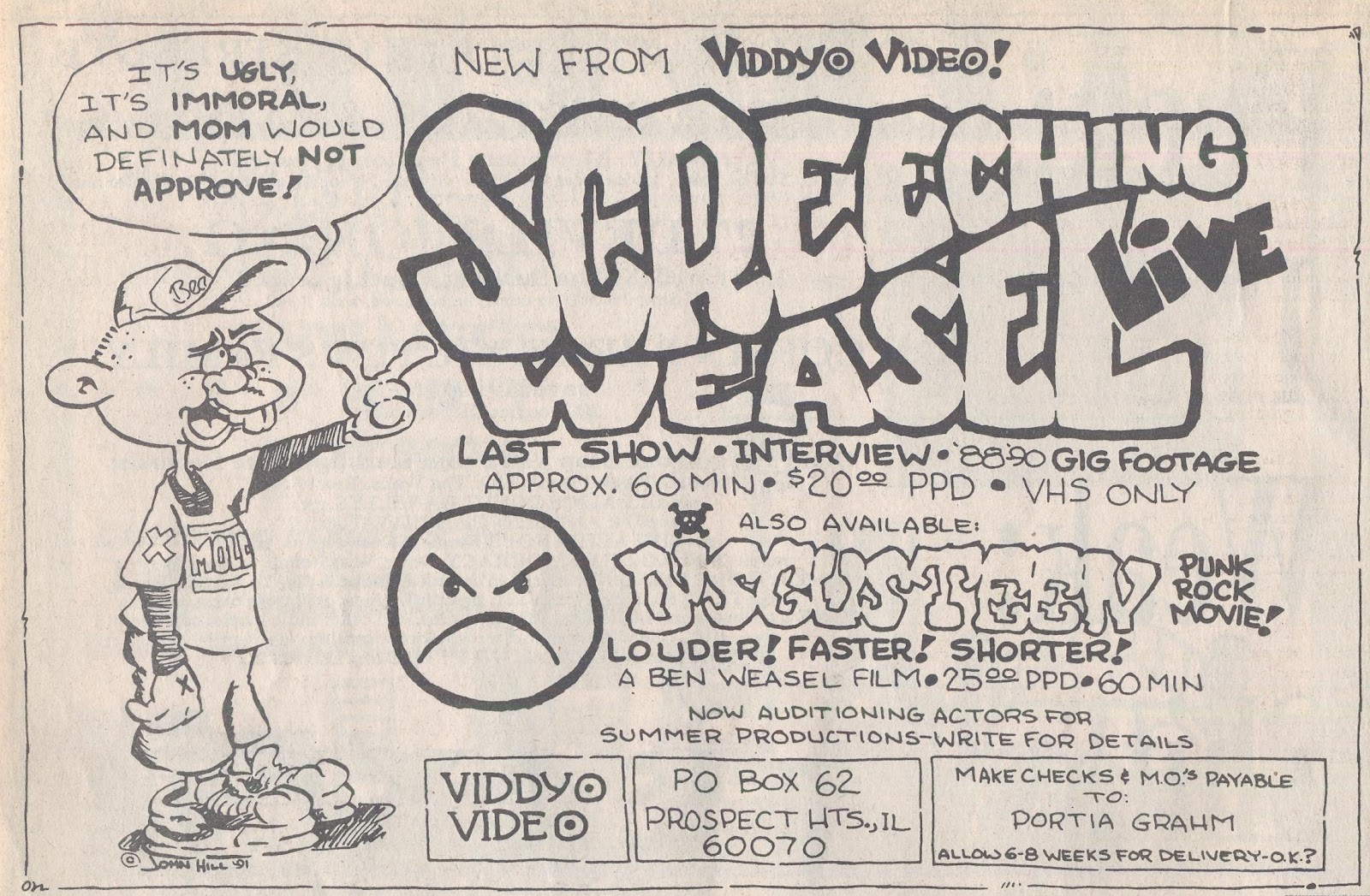 Screeching Weasel - Wikipedia