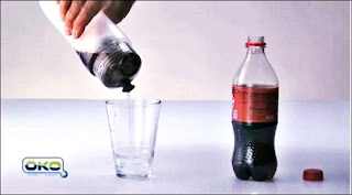 Turn Your Cola into Water