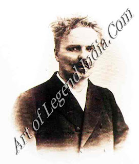 A dramatist of disquiet, One of the founders of modern theatre, August Strindberg came from Sweden to live in Berlin in 1892. He found many friends including Munch, who shared Strindberg's belief that art should express the disorder of the human soul.