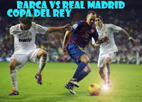 Barcelona VS Real Madrid II (Copa Del Rey 2012)