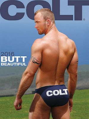 Butt Beautiful 2016 Calendar (Colt) Gayrado Online Shop