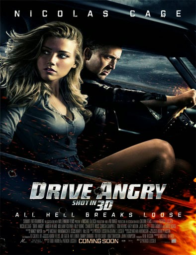Ver Furia ciega (Drive Angry) (2011) Online