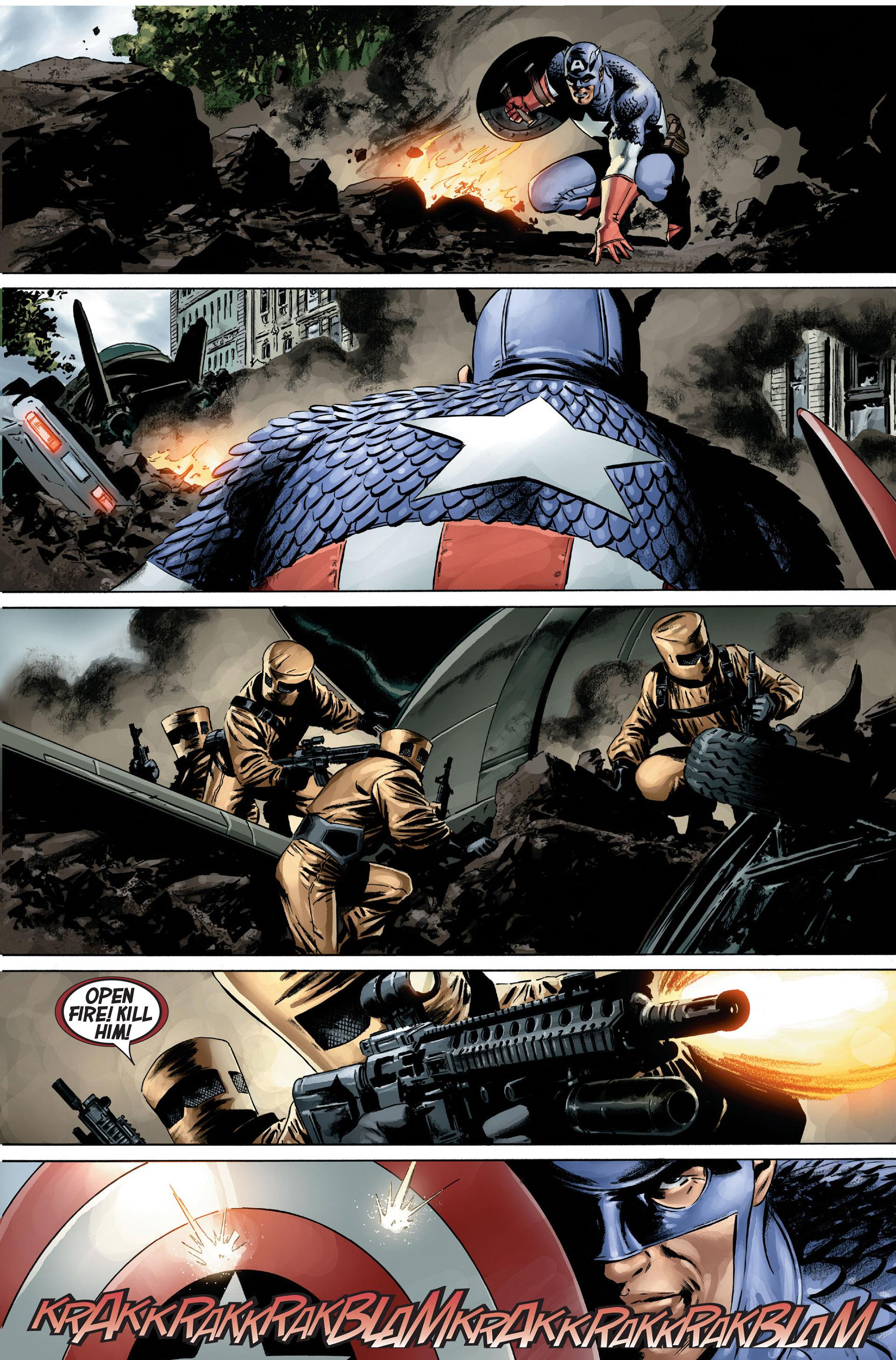 Captain America (2005) Issue #3 #3 - English 13