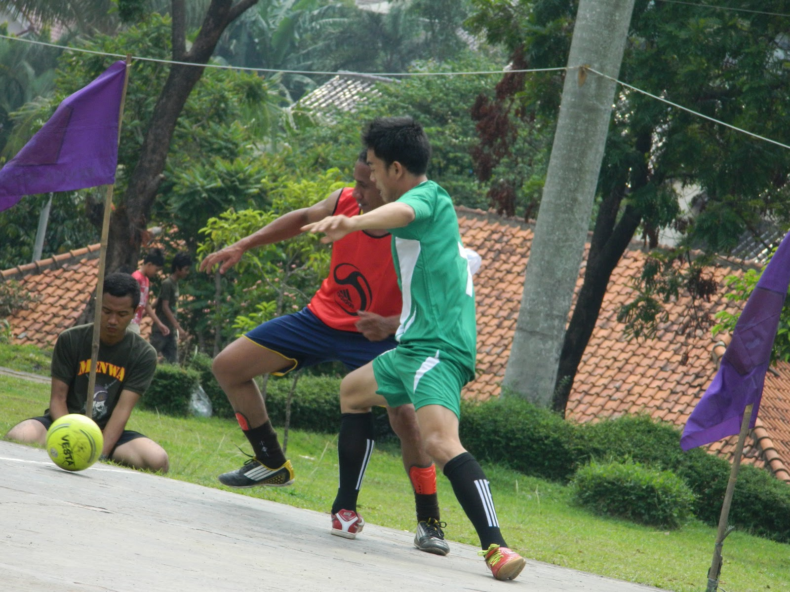 Futsal Club Menwa Universitas Borobudur