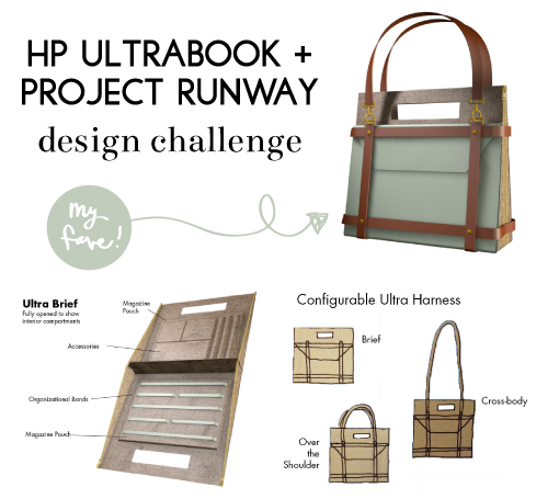 StyleAndPepperBlog.com : : Technology // HP Design Challenge