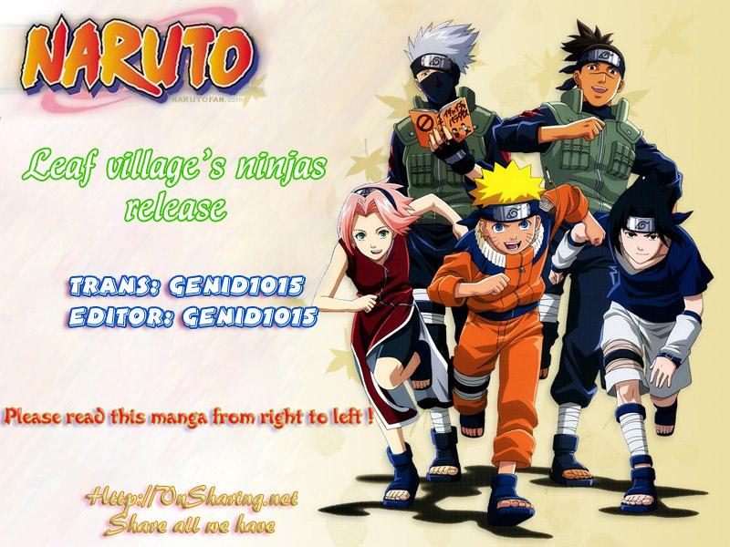 Naruto chap 419 Trang 10 - Mangak.info
