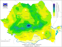 Precipitatii august2013