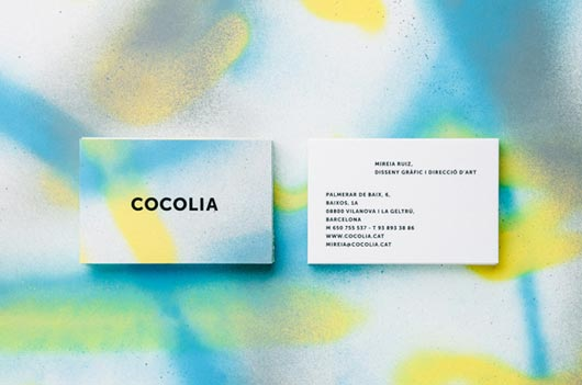 Attractive Business Card