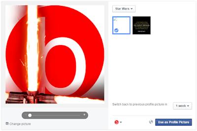 facebook star wars kırmızı ışın kılıcı efekti, facebook star wars ışın kılıcı efekti nasıl verilir, facebook star wars kırmızı ışın kılıcı efekti yapma, facebook profil resmine star wars oşıklı kılç eklemek