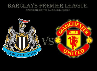 Manchester United barclays Premier League v Newcastle