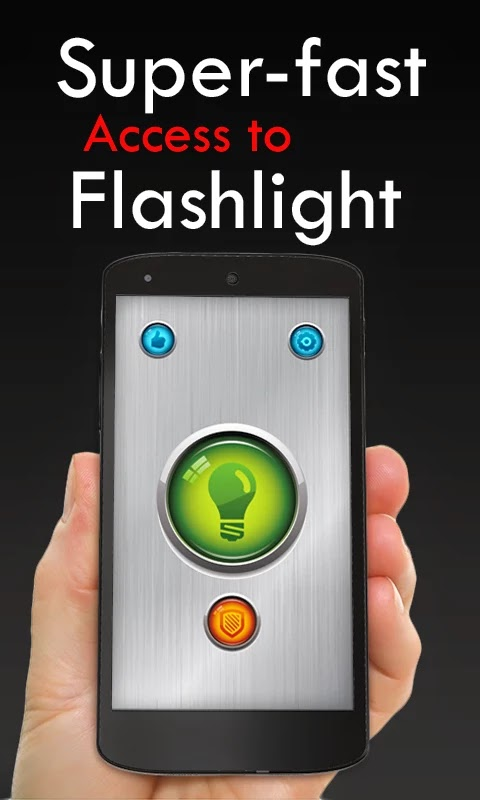 Power Button Flashlight Pro v2.1.1