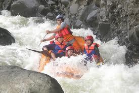 Wisata Arung Jeram Jogja Wisata Rafting di Yogyakarta
