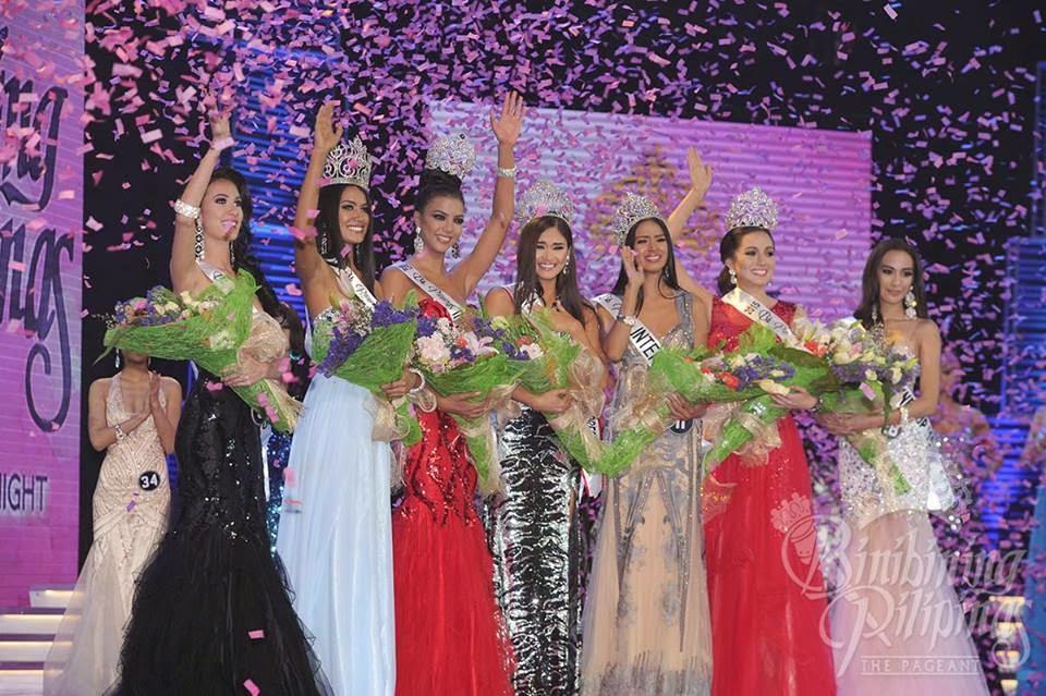 Pia Alonzo Wurtzbach Binibining Pilipinas 2015 Grand Winner