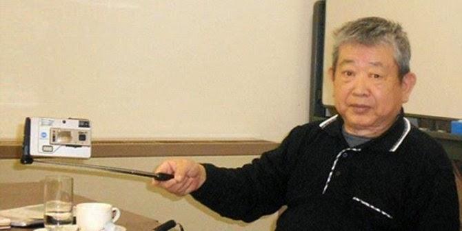 HIROSHI penemu tongsis pertama kali tahun 1983