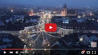 Le siècle d'après sur le marché de Noël de Ludwigsburg.