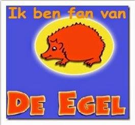 Fan van de Egel