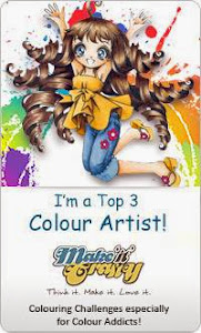 Top 3 in first color challenge on FB