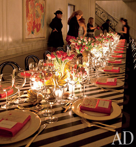 c r i d christine rosario interior design in the mood to throw a dinner party. Black Bedroom Furniture Sets. Home Design Ideas
