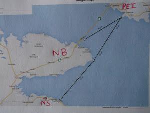 3 Provinces Map