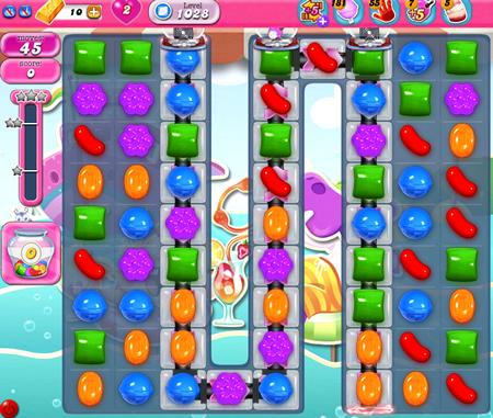 Candy Crush Saga 1028