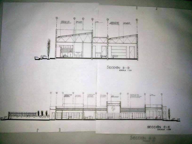 Avilesmartz Arquitectura Dise O De Farmacia Planta