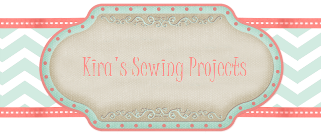 Kira's Sewing Projects
