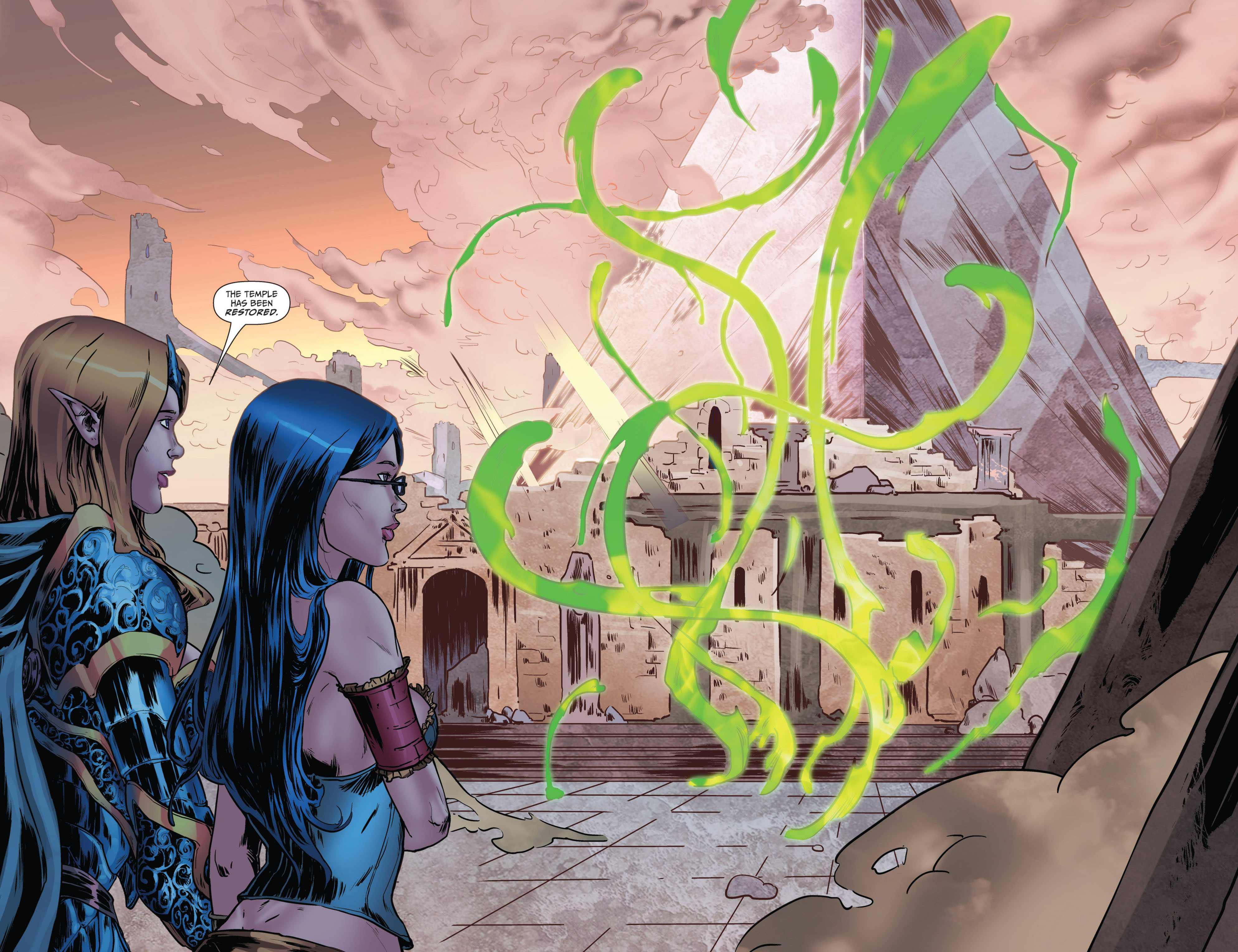Grimm Fairy Tales (2005) Issue #74 #77 - English 19
