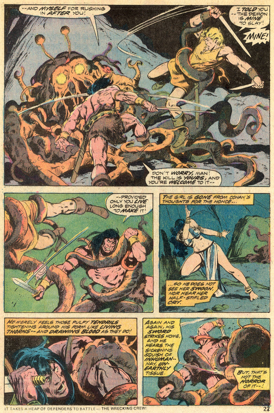 Conan the Barbarian (1970) Issue #45 #57 - English 13