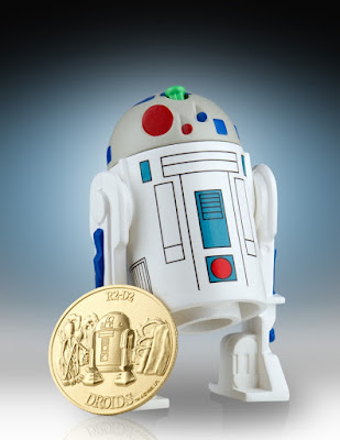"San Diego Comic-Con 2015 Exclusive ""Droids"" Animated R2-D2 6"" Jumbo Vintage Kenner Star Wars Action Figure by Gentle Giant"