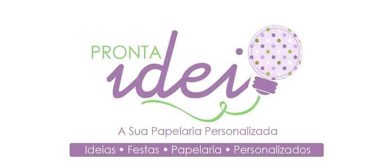 Pronta Ideia - Festas Personalizadas