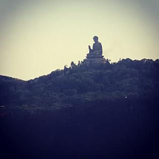 Tian Tan Buddha in Lantau Island Hong Kong