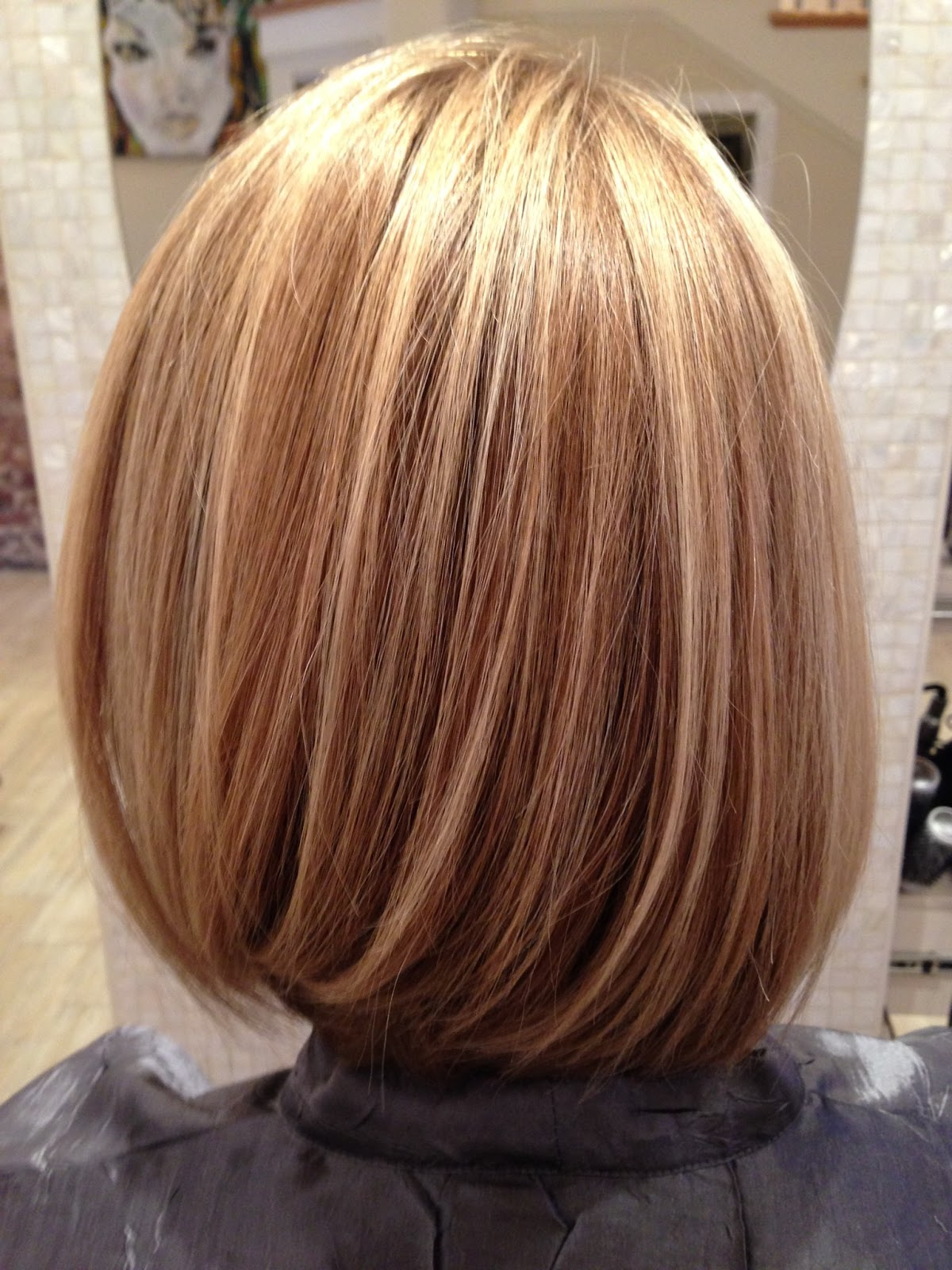 Autumn Lee: Hair Color Specialist: Balayage Blonde Bob from Charlotte ...