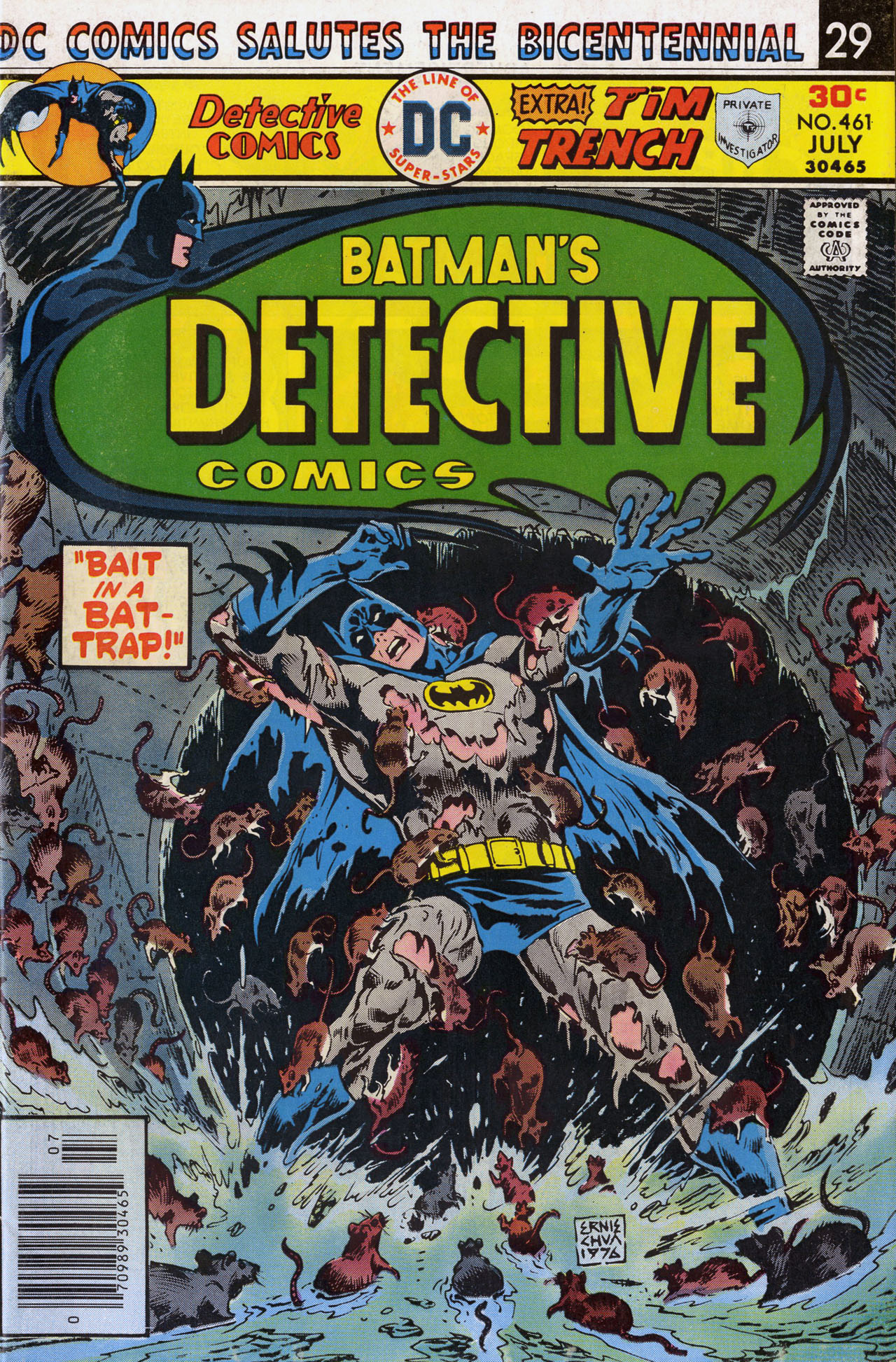 Detective Comics (1937) Issue #461 Page 1