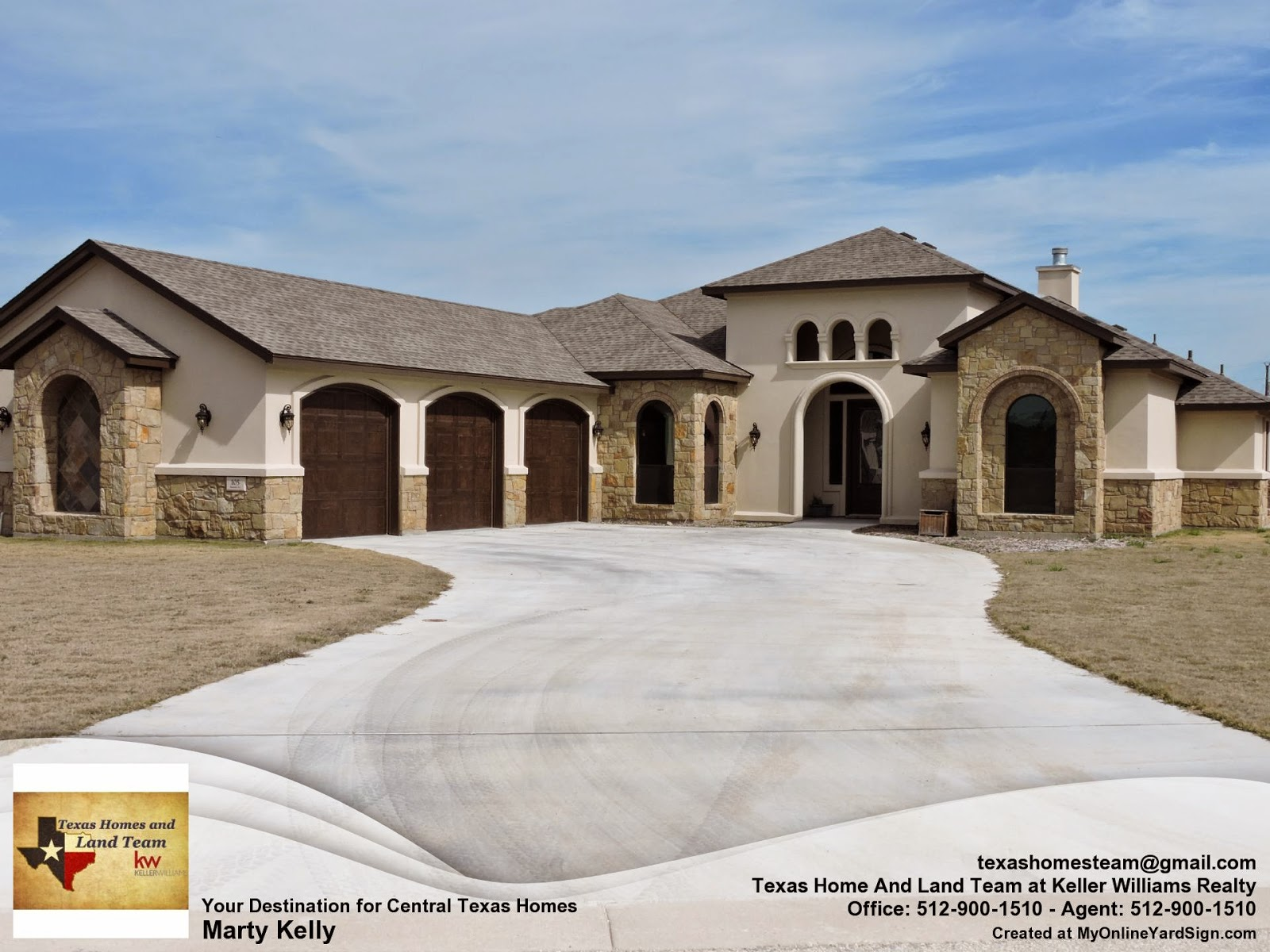 105 Rawhide Ln Georgetown Tx For Sale By Marty Kelly