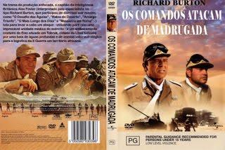 OS COMANDOS ATACAM DE MADRUGADA (1971)