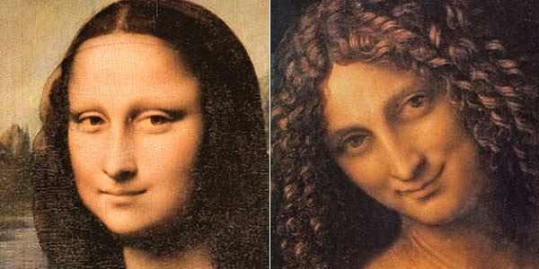 wajah monalisa