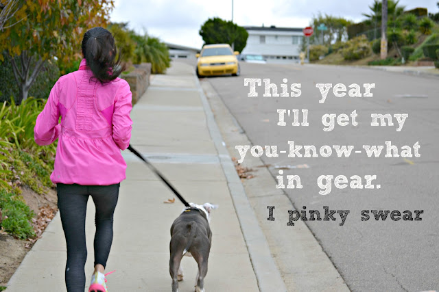 New Year's resolution Running with Gatorade #cbias