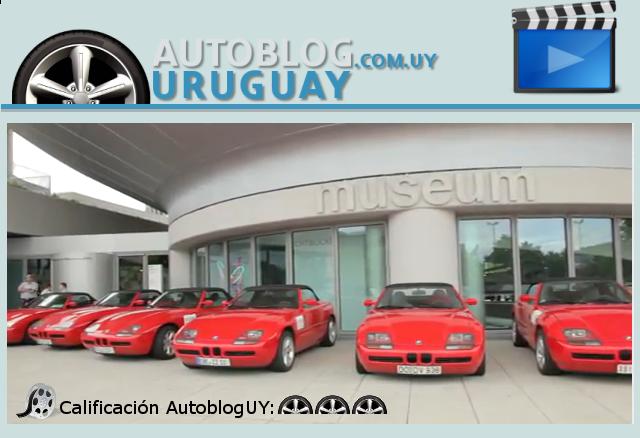videos en autobloguy feliz 25 aniversario bmw z1 autoblog uruguay. Black Bedroom Furniture Sets. Home Design Ideas