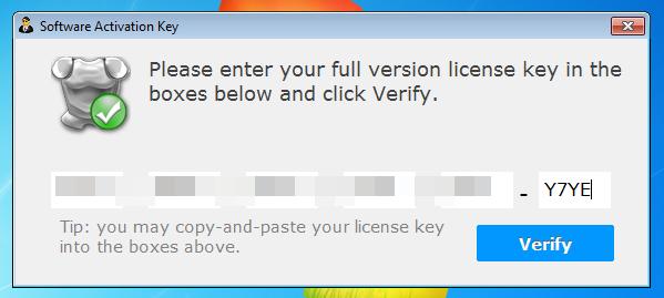 Hide my ip license