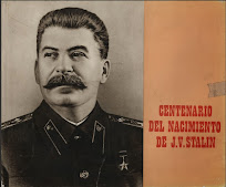 CENTENARIO DEL NACIMIENTO DE STALIN