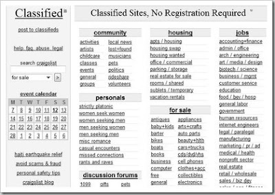 No registration sites