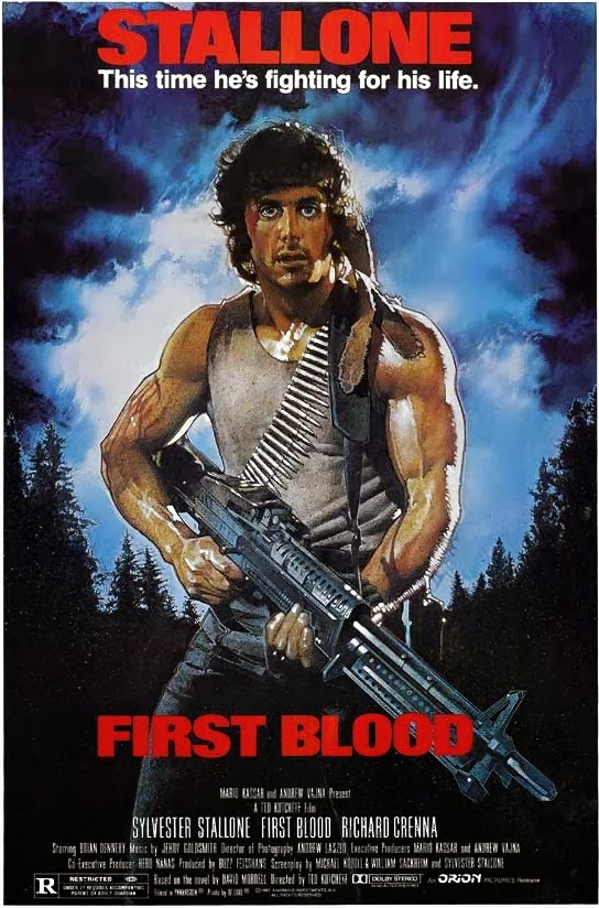 Rambo Đổ Máu Phần 1 - Rambo First Blood Part 1