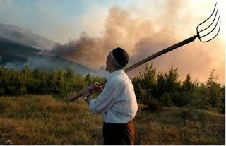Cajlane, Macedonia Farmer