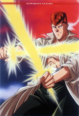 Kuwabara Kazuma (Yu Yu Hakusho)