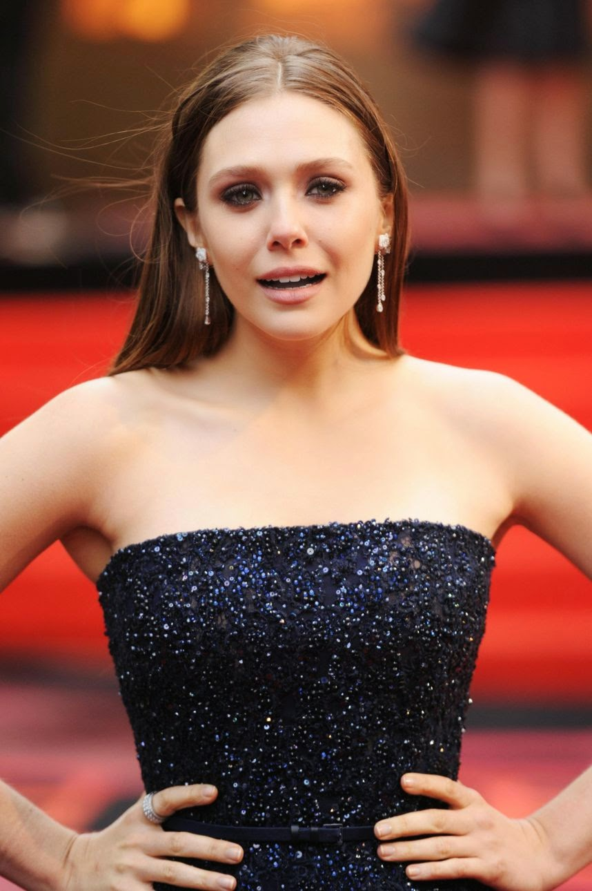 Elizabeth+Olsen+Flaunting+at+Premiere+of+'Godzilla'+in+London+(4) Elizabeth Olsen Flaunting at Premiere of 'Godzilla' in London
