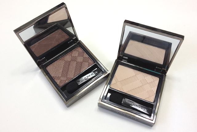 burberry sheer eyeshadow midnight brown trench