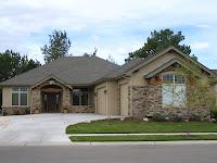 modelo de casa contemporánea un piso