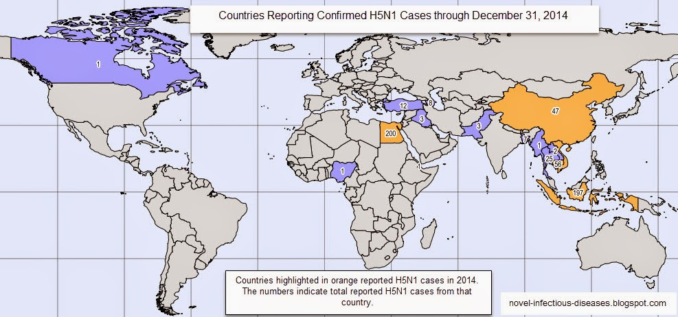 Indonesia cases of avian influenza