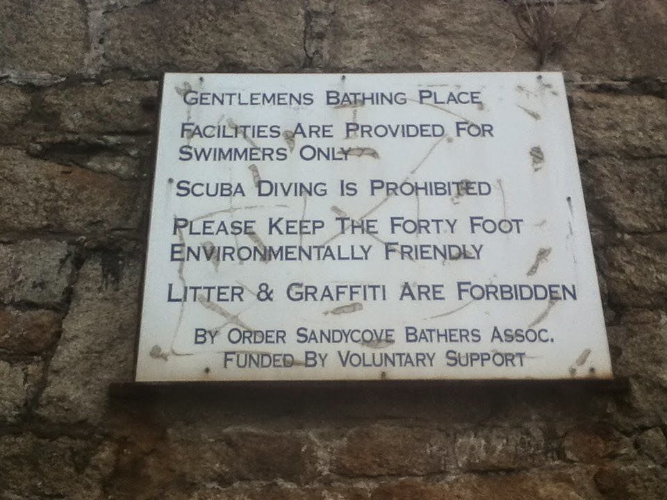 Gentlemen's Bathing Place