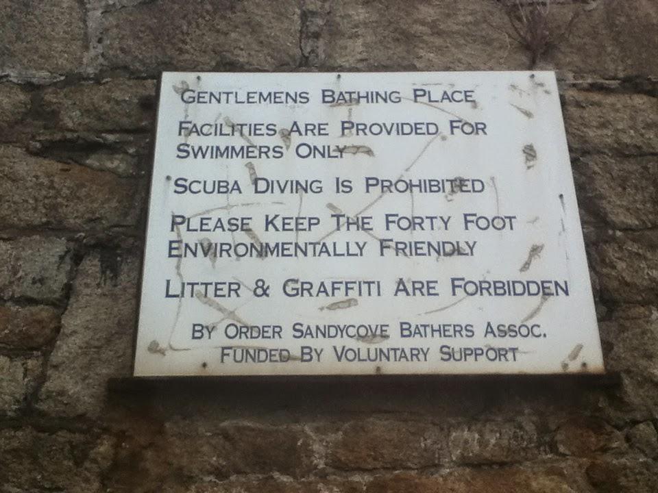 Gentlemen's Bathing Place